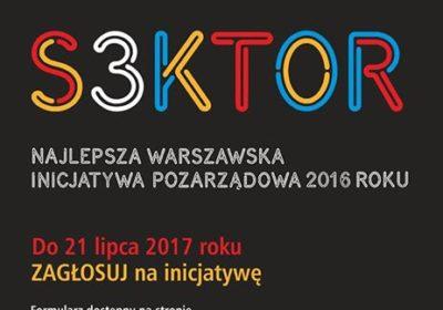 Siła Woli w Konkursie S3KTOR